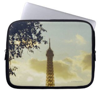Eiffel Tower, Paris, France 4 Computer Sleeves