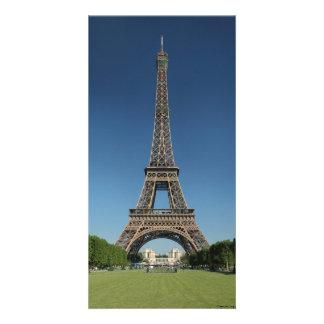 Eiffel Tower, Paris, France Card