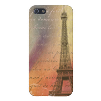 Eiffel tower Paris France Cases For iPhone 5