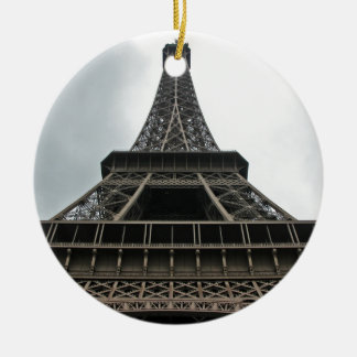 Eiffel Tower Paris, France Ceramic Ornament