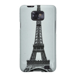 Eiffel Tower Paris France Galaxy SII Cover
