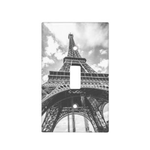 paris light switch covers zazzle. Black Bedroom Furniture Sets. Home Design Ideas