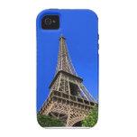 Eiffel Tower, Paris, France iPhone 4 Cases