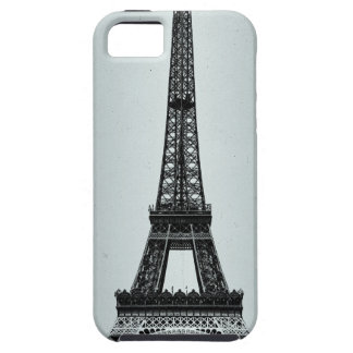 Eiffel Tower Paris France iPhone 5 Cases