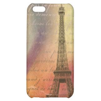 Eiffel tower Paris France iPhone 5C Cases