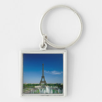 Eiffel Tower, Paris, France Keychains