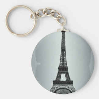 Eiffel Tower Paris France Keychains