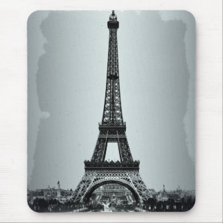 Eiffel Tower Paris France Mouse Pad