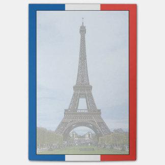 Eiffel Tower, Paris, France Post-it® Notes