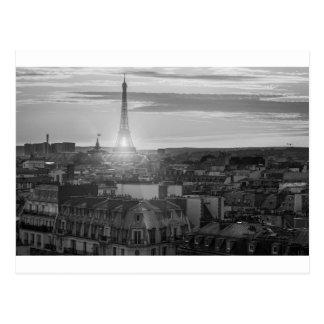 Eiffel Tower, Paris, France Postcard