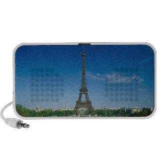 Eiffel Tower, Paris, France iPod Speakers