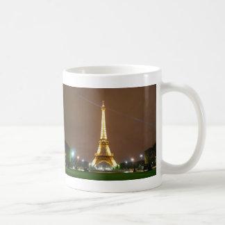 Eiffel Tower Paris France - Springtime Vacation Coffee Mug