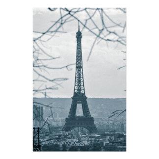 Eiffel Tower, Paris, France Stationery