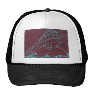 Eiffel Tower Paris Trucker Hat