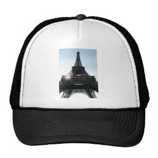 Eiffel Tower Paris Mesh Hats