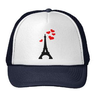 Eiffel Tower Paris Trucker Hats