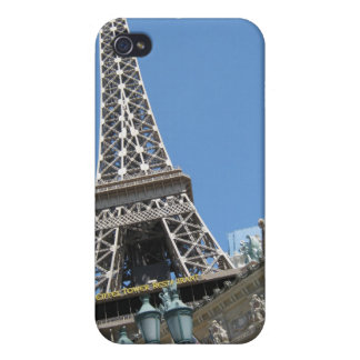 Eiffel Tower Paris Hotel Las Vegas Iphone 4 Case