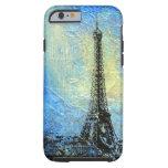 Eiffel Tower 'Paris in February' Tough iPhone 6 Case