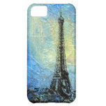 Eiffel Tower 'Paris in February' Cover For iPhone 5C