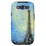 Eiffel Tower 'Paris in February' Galaxy SIII Cover