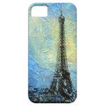 Eiffel Tower 'Paris in February' iPhone 5 Cases