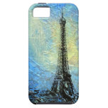 Eiffel Tower 'Paris in February' iPhone 5 Cover
