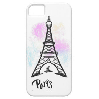 Eiffel Tower Paris iPhone 5/5s Case