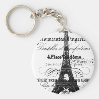 Eiffel Tower_Paris Keychain