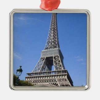 Eiffel Tower, Paris Metal Ornament