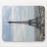Eiffel tower, Paris Mousepads