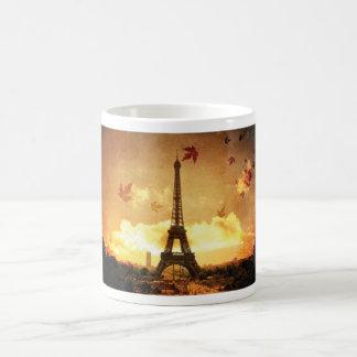 eiffel tower paris coffee mugs
