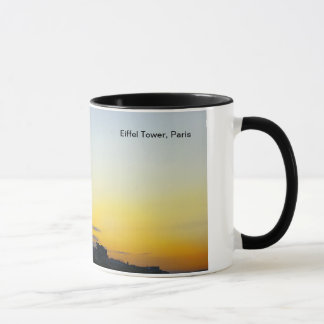 Eiffel Tower, Paris Mug