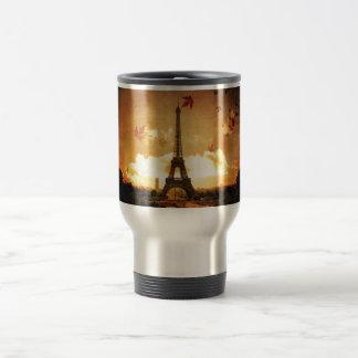 eiffel tower paris mug