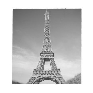 Eiffel Tower Paris Memo Notepads
