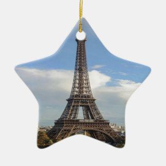 Eiffel tower Paris Ornaments