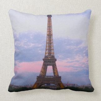 Eiffel Tower Paris Pillow