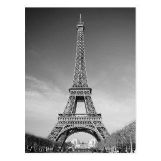 Eiffel Tower Paris Postcard