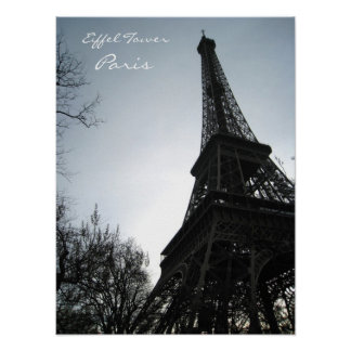 EIFFEL TOWER, PARIS - Poster/Print Poster