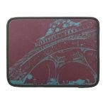 Eiffel Tower Paris Sleeves For MacBooks