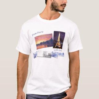 EIFFEL TOWER PARIS SOUVENIR T-Shirt