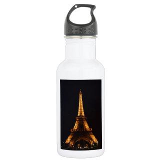 Eiffel Tower Paris Stainless Steel Water Bottle