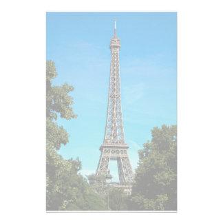 Eiffel tower, Paris Stationery