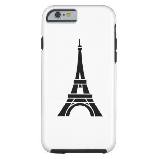 Eiffel Tower Pictogram iPhone 6 case