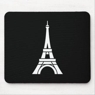 Eiffel Tower Pictogram Mousepad