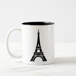 Eiffel Tower Pictogram Mug