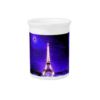 Eiffel Tower Drink Pitchers