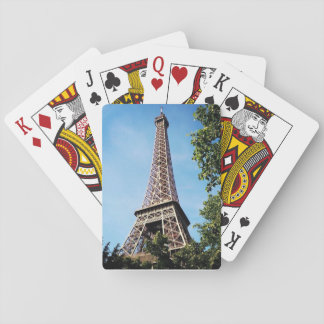 Eiffel Tower Playing Cards