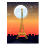 Eiffel Tower Post Cards