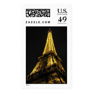 Eiffel Tower Postage