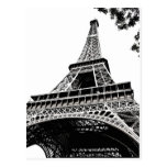 Eiffel Tower Postcards